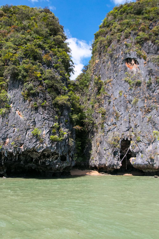 Secluded Beaches Phang Nga Bay