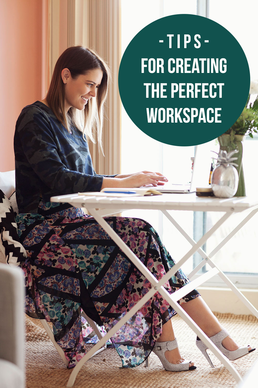 Tips For Creating The Perfect Workspace by Jaharn Giles from Mister Weekender