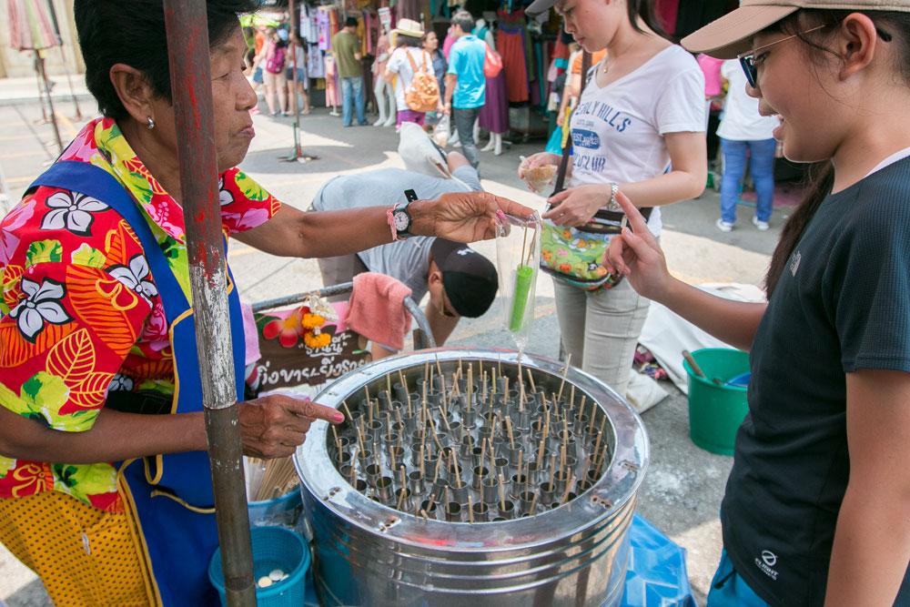 Chatuchak Market Bangkok Thailand