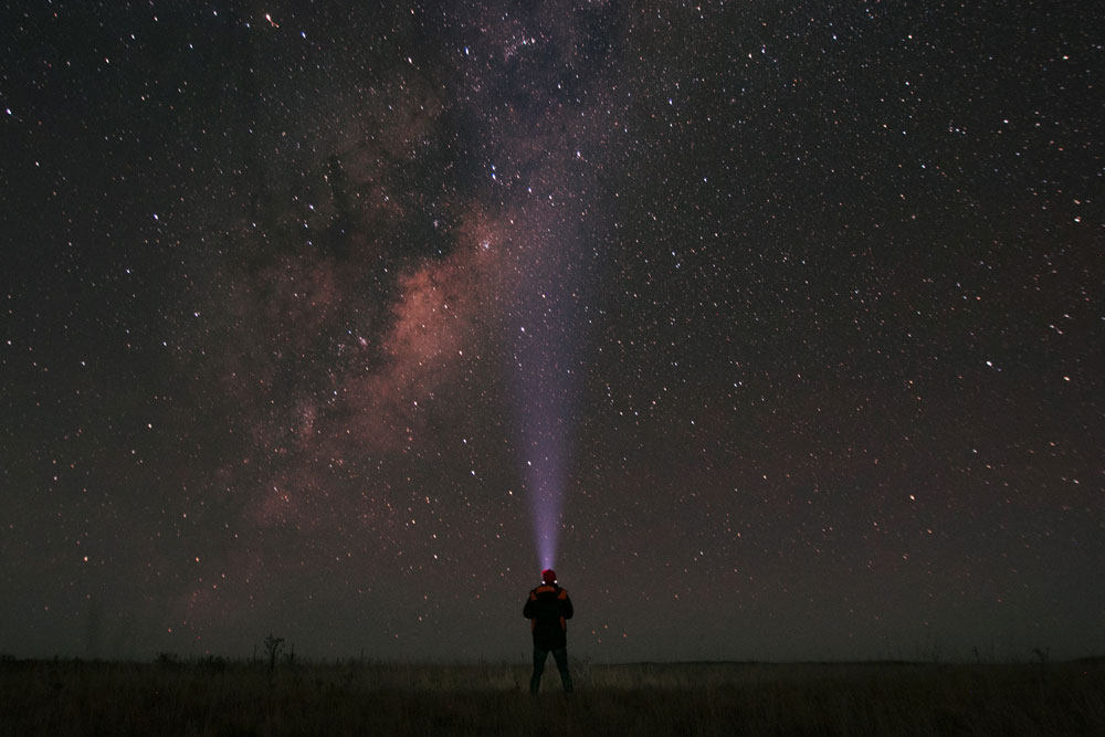 Astrophotography guide