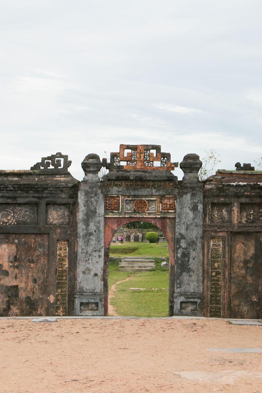 Hue Citadel Vietnam
