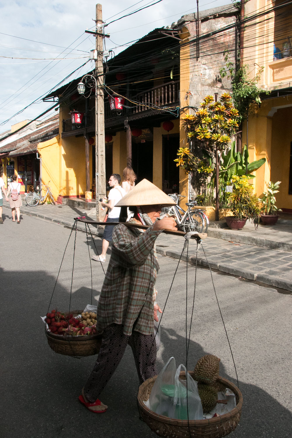 Tailoring in Hoi An Vietnam