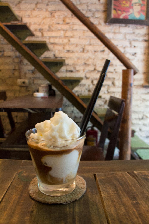 Cong Caphe Drip Coffee Hanoi Vietnam