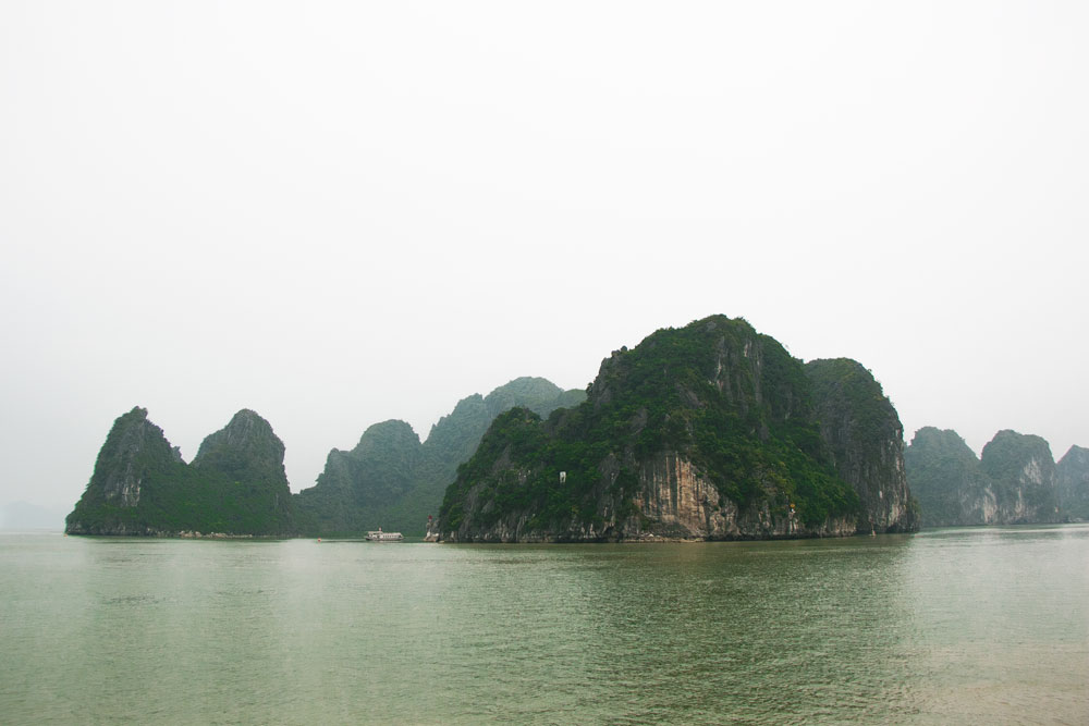 Halong Bay Vietnam Pin It