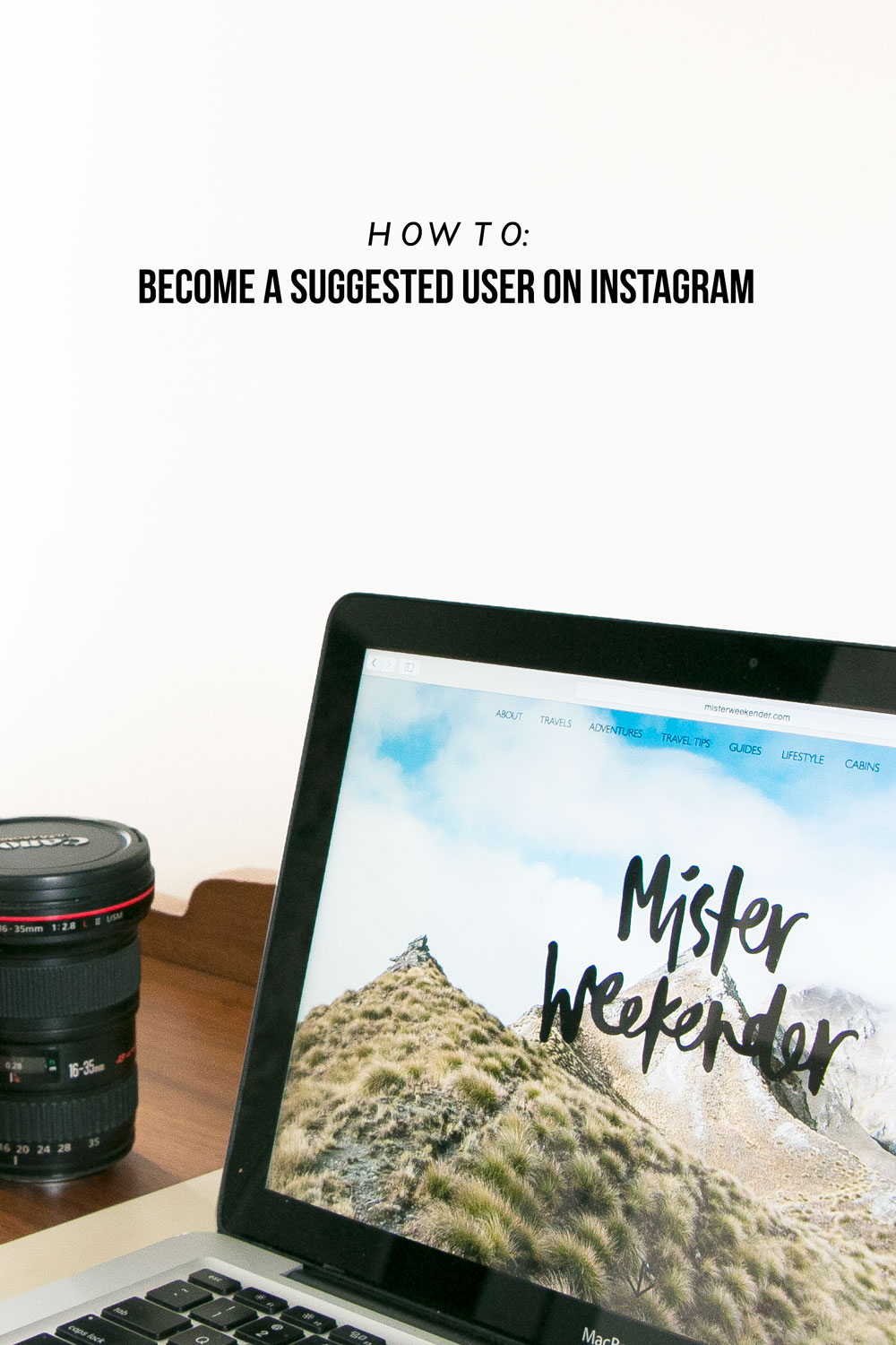 How to become a suggested user on Instagram