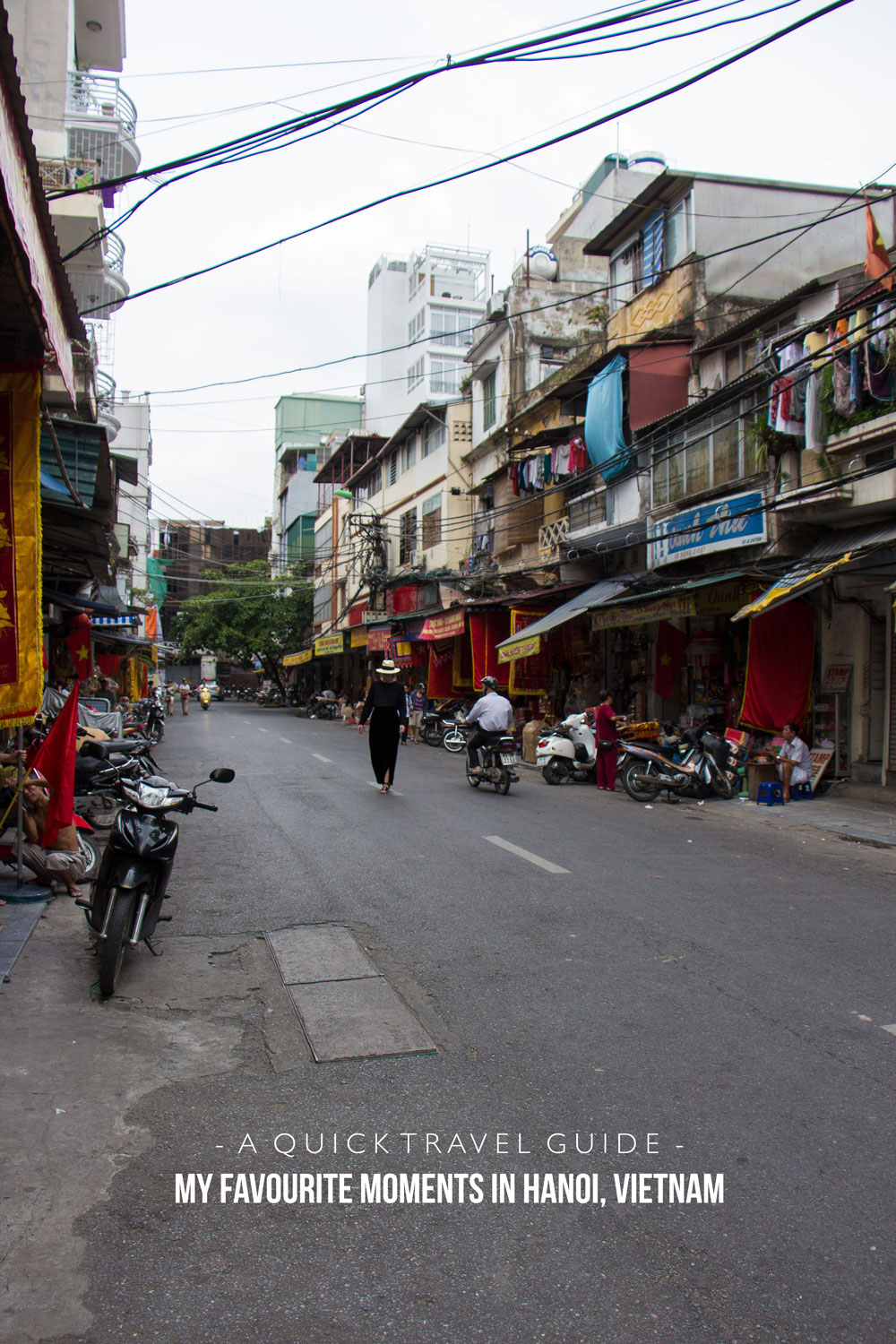 Travel Guide Hanoi Vietnam