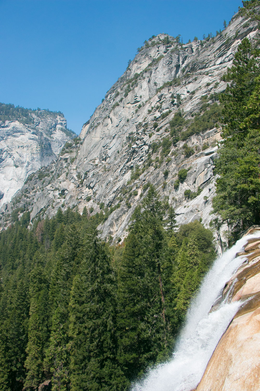 Vernal Falls Hike Yosemite