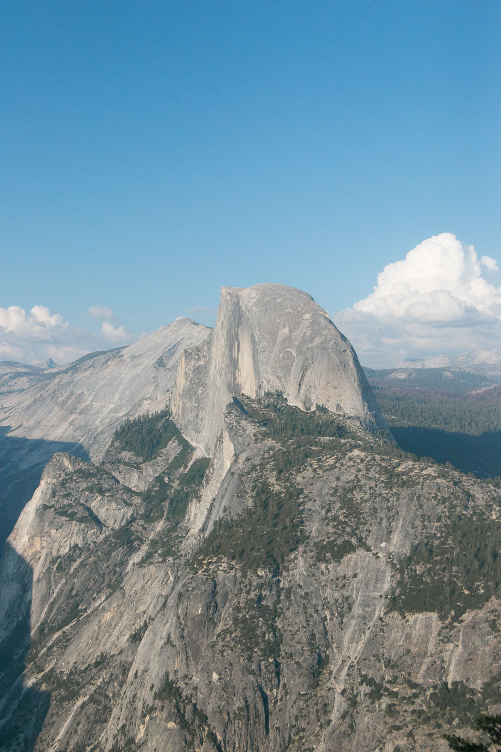 Yosemite National Park Half Dome Glacier Point Pin It