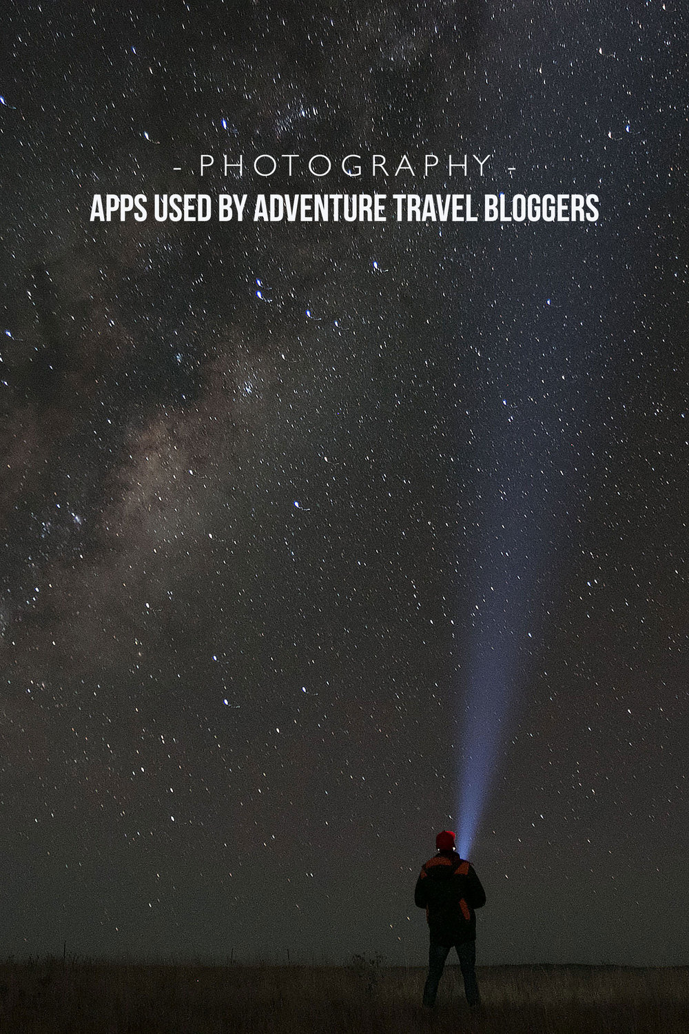 Adventure Travel Blogger Apps Pin It