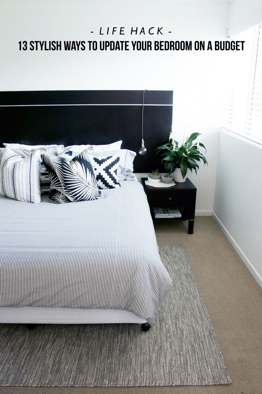 Bedroom Styling Tips On A Budget