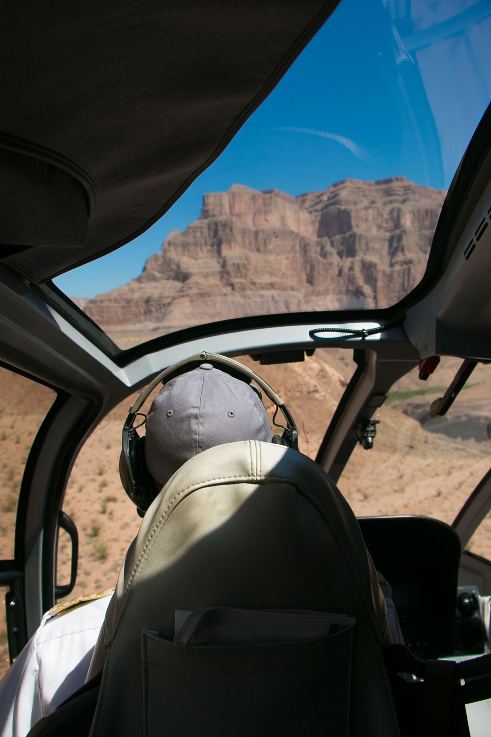 Grand Canyon Maverick Helicopter