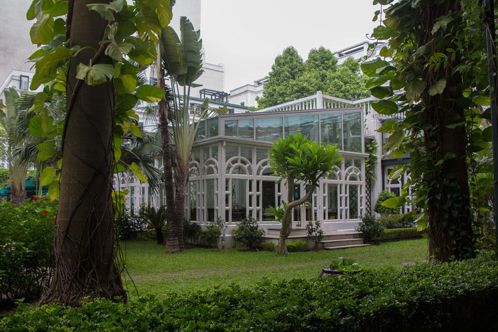 Sofitel Metropol Hanoi Vietnam