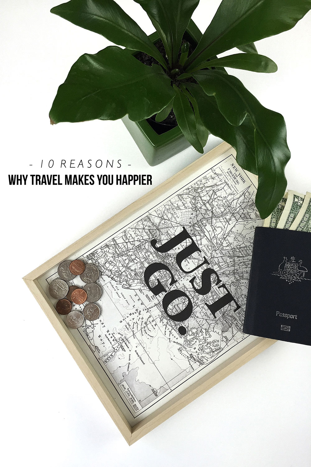 10 Reasons Why Travel Makes You Happier