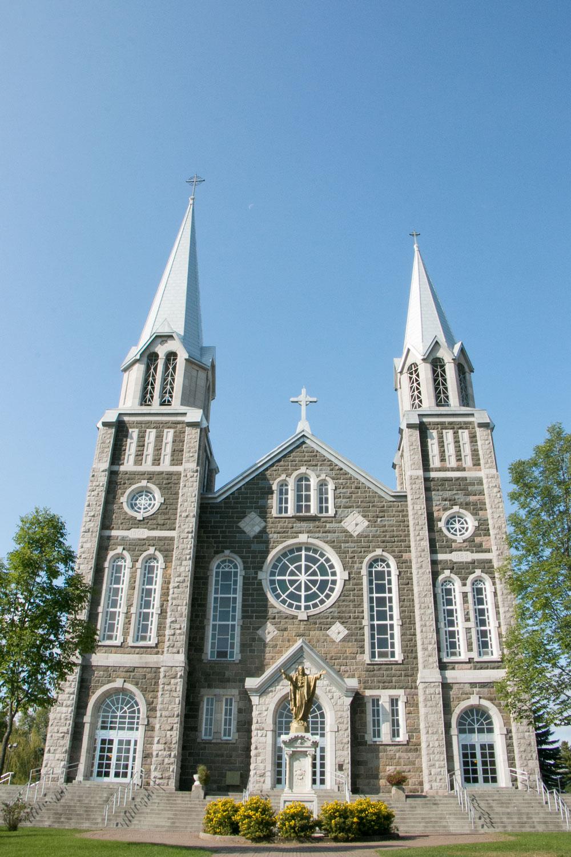 Baie St Paul Church