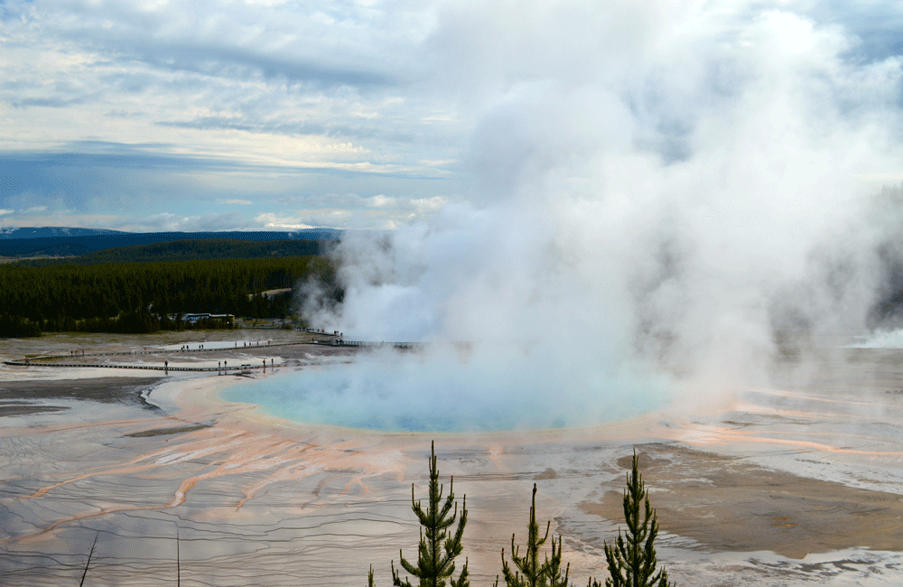 what to see and do in yellowstone