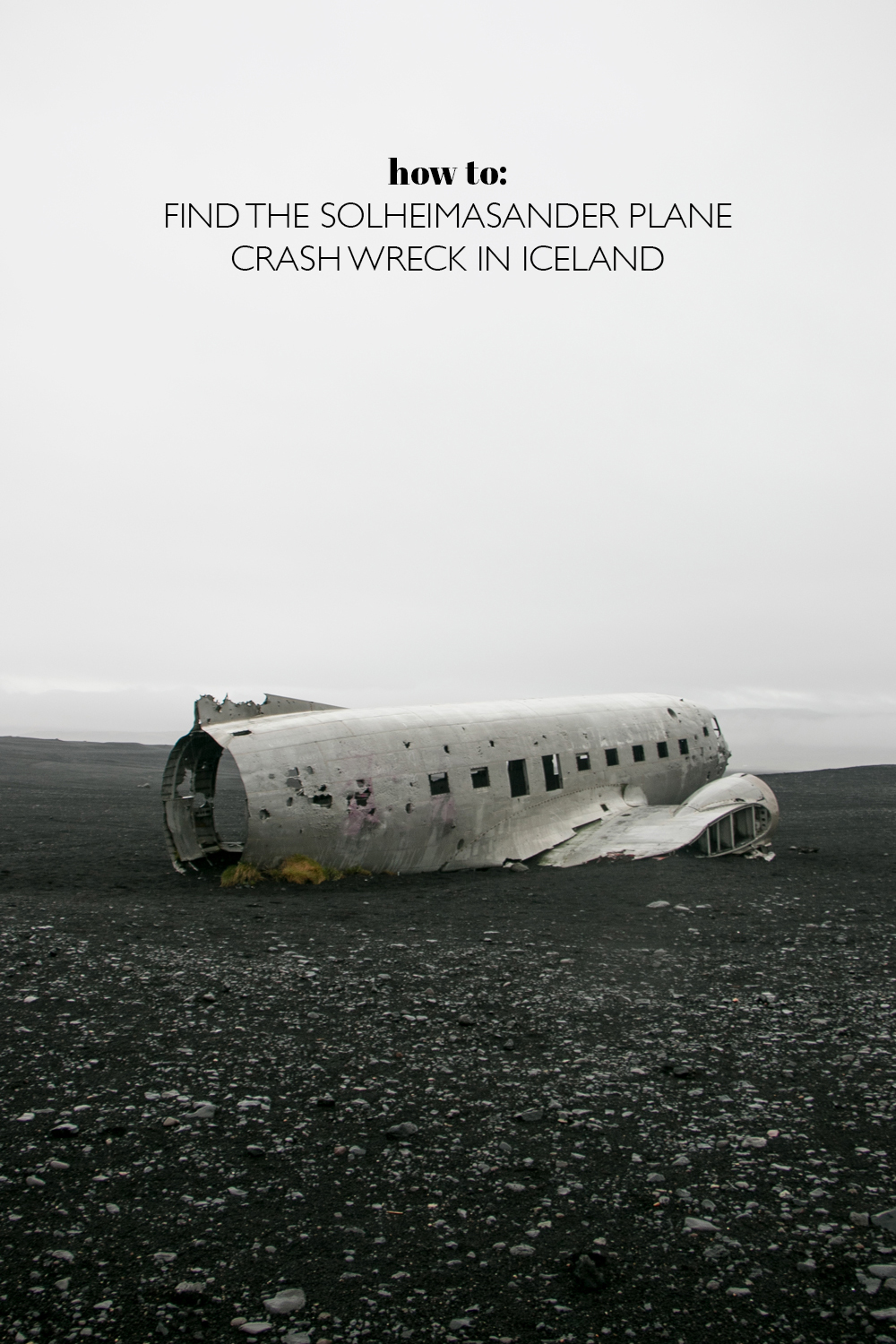 how-to-find-the-Sólheimasandur-plane-crash-wreck-in-Iceland