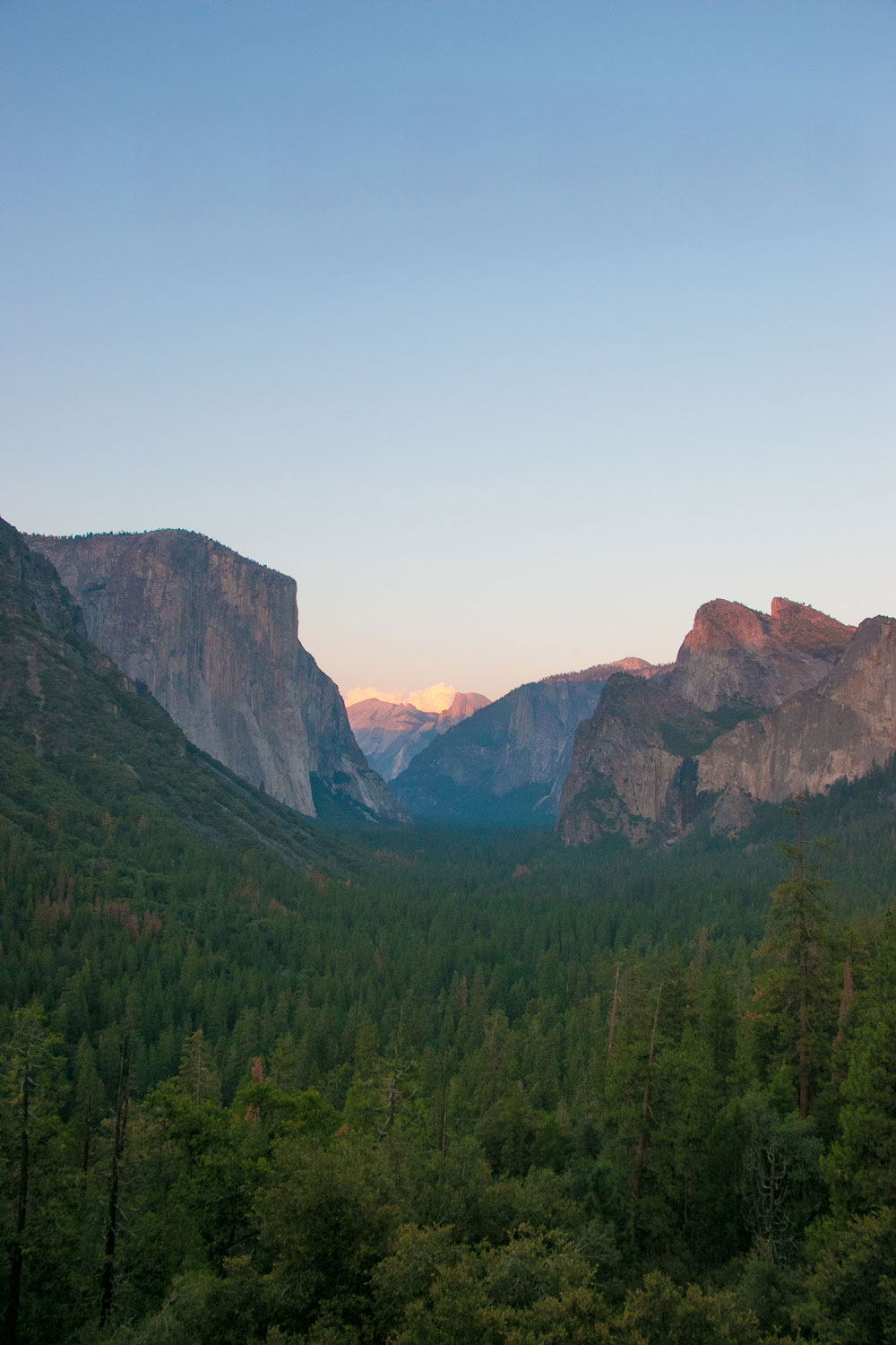 YOSEMITE NATIONAL PARK, UNITED STATES -