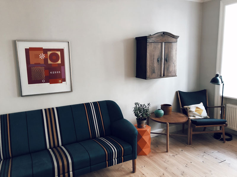 We loved our Airbnb apartment!