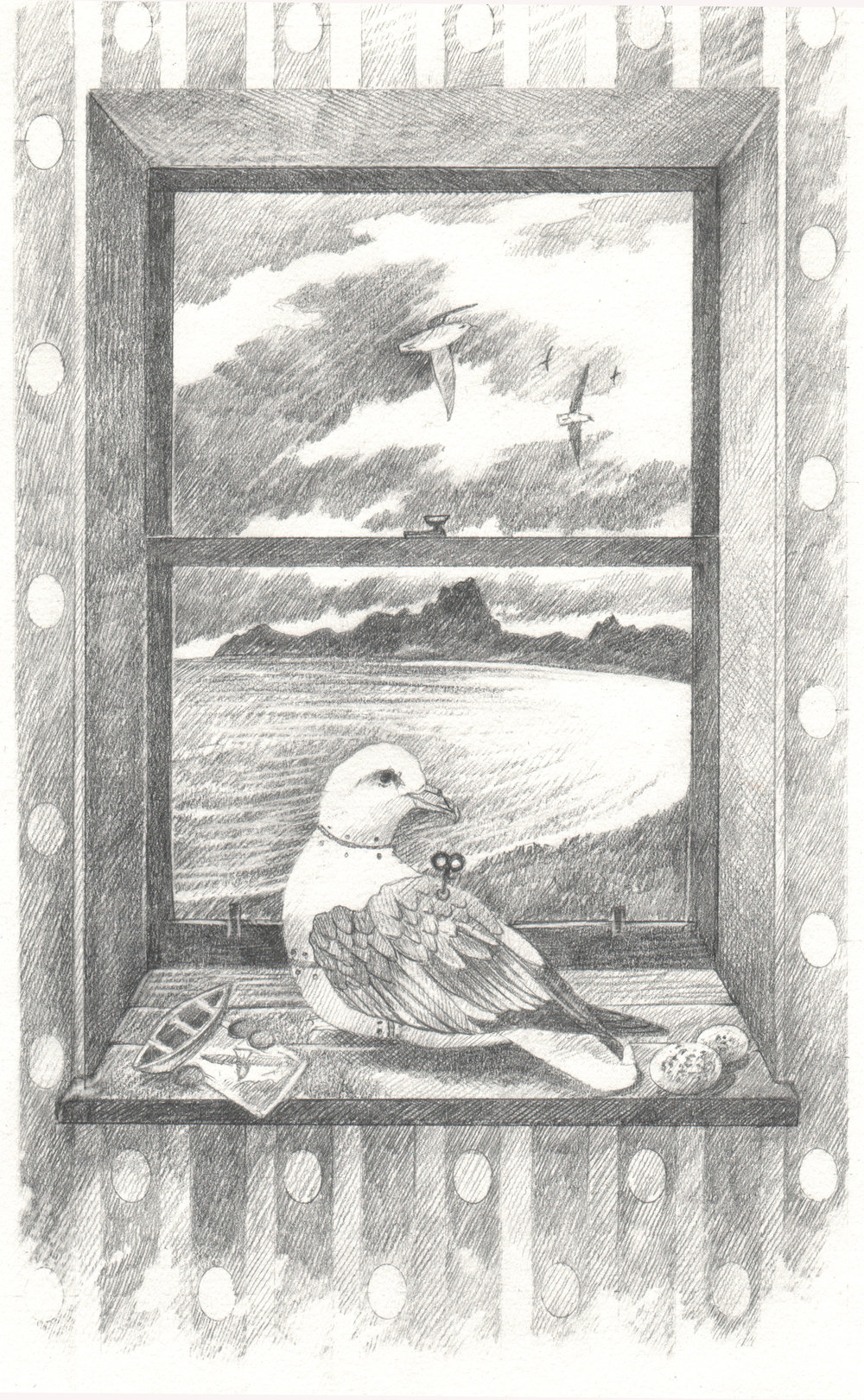 'Fulmars' (Epilogue)