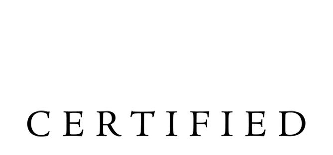 IAABC Certified logo
