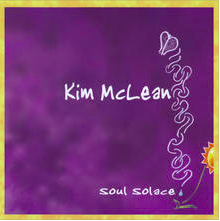 Soul Solace (2008) Lush vocals with acoustic guitar in a respite of soothing worship and praise.