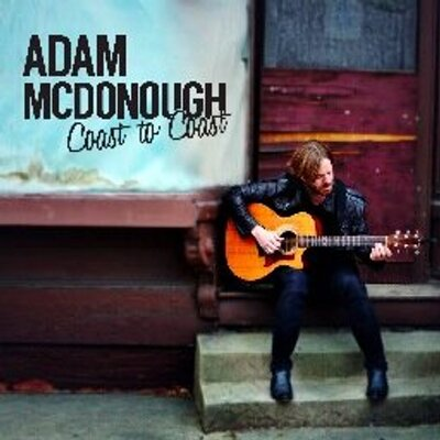 Adam McDonough