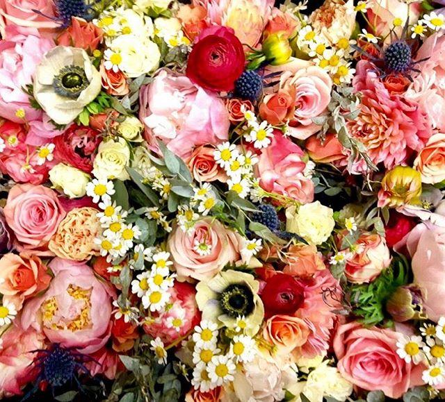 #flowers #floralwallpaper #growvancouver #flowershop #westend #jimdevaplaza #highteaflorals