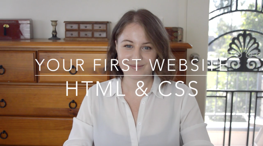HTML + CSS - HOW TO BUILD A WEBSITE