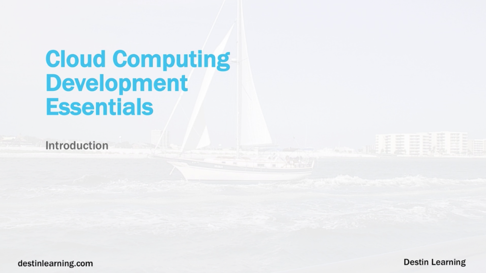 Cloud Computing Development Essentials