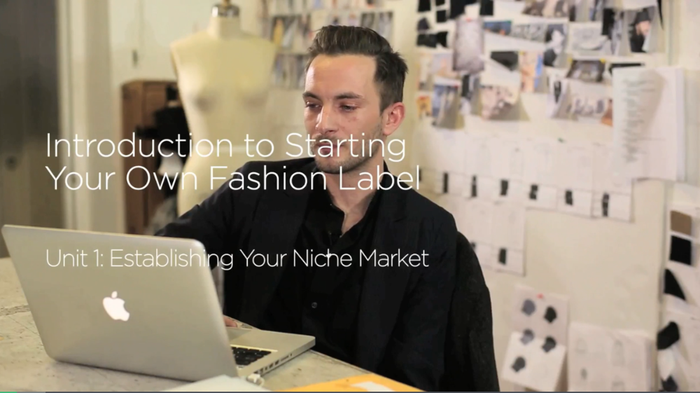 Introduction to Starting Your Own Fashion Label