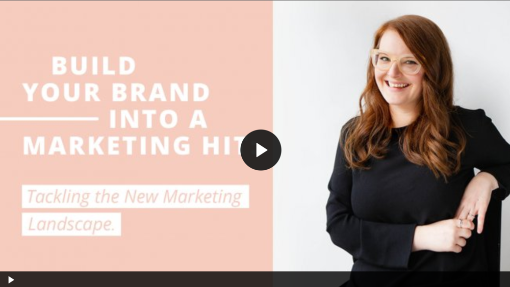 Build Your Brand Into a Marketing Hit: Tackling the New Marketing Landscape