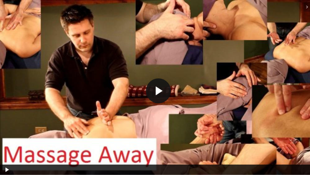Massage Away; Sciatica