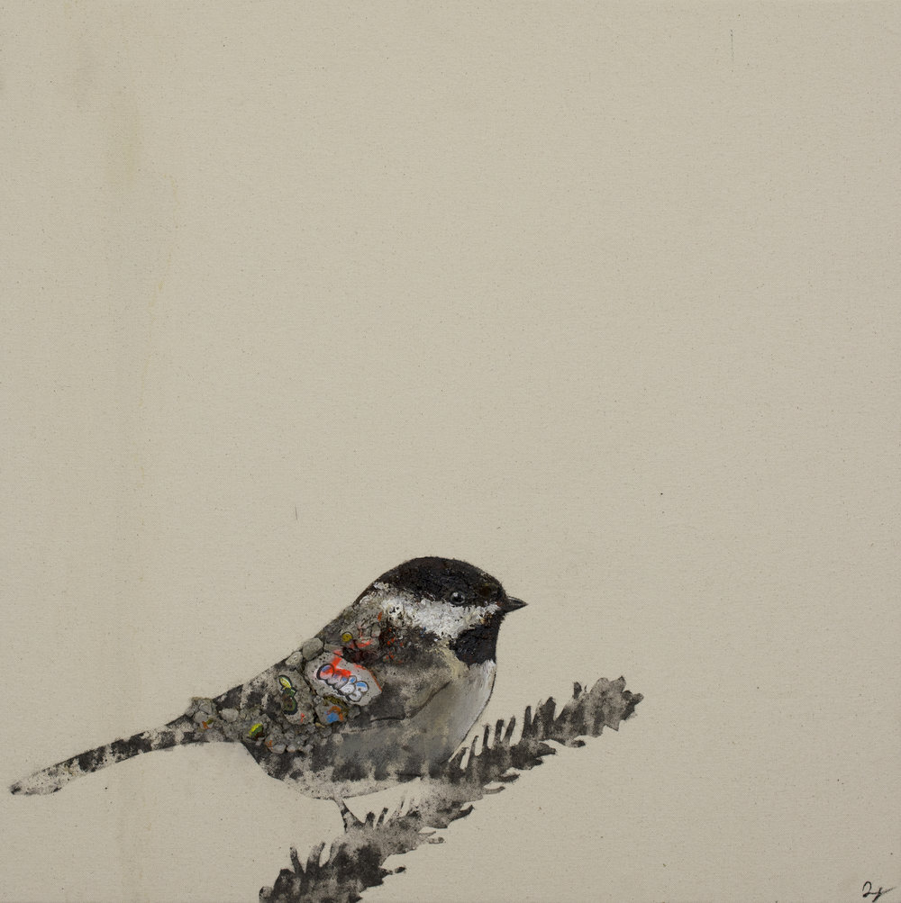 Concrete Jungle, Sparrow