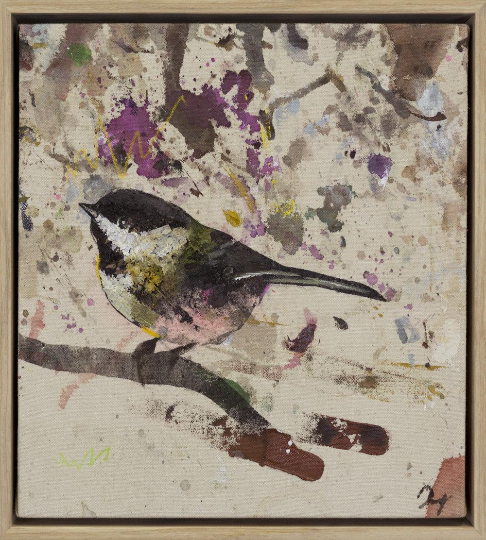 Drop Cloth Bird 7