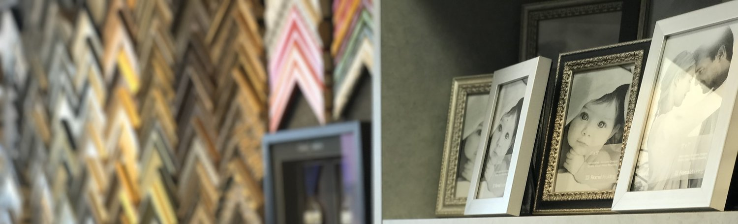 Custom Picture Framing — Picture Framing @ Fastframe of Santa Monica