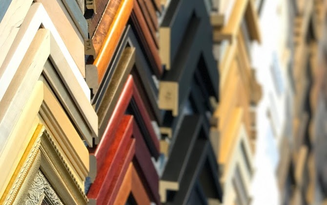 Jersey & Sports framing — Picture Framing @ Fastframe of Santa Monica
