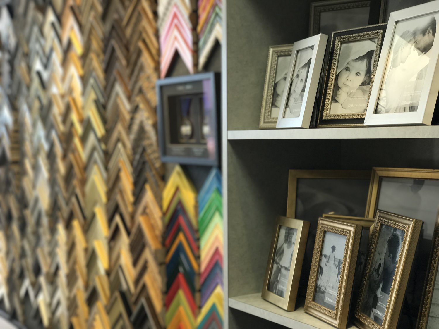 WHY DO I NEED A FRAME? — Picture Framing @ Fastframe of Santa Monica