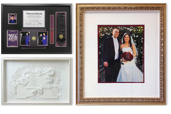 Our Services - Special Occasions — Picture Framing @ Fastframe of ...