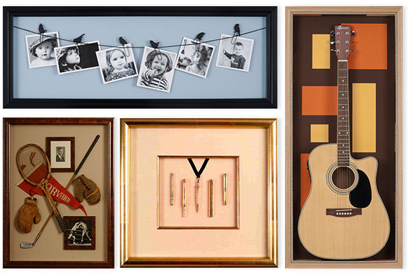 Our Services - Shadowboxes — Picture Framing @ Fastframe of Santa Monica