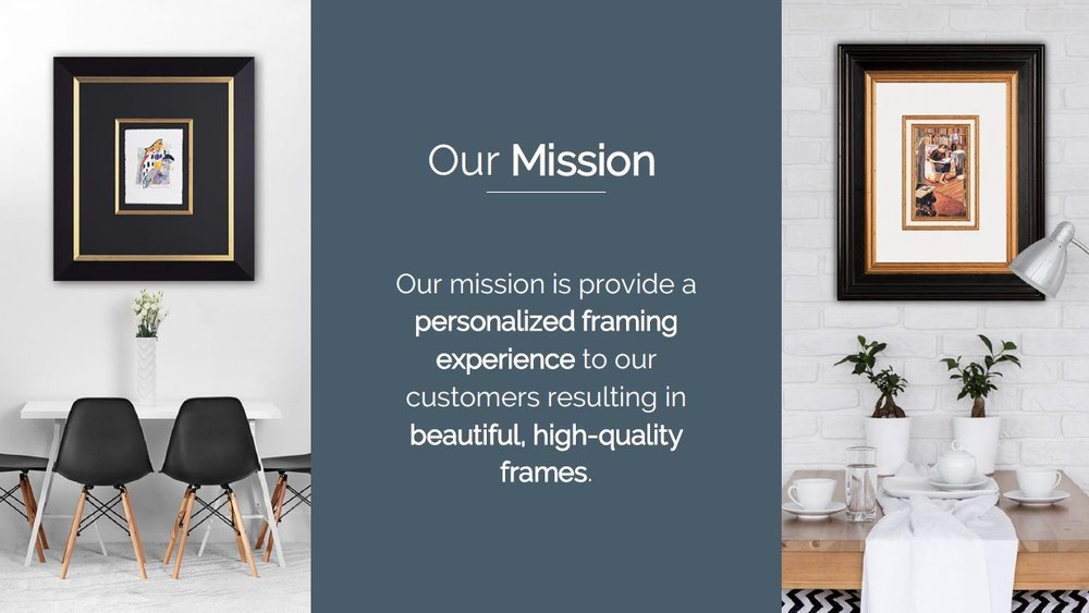 Picture Framing — Picture Framing @ Fastframe of Santa Monica