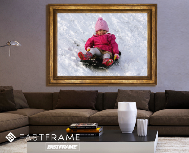 How Custom Frames Can Complete Your Holiday Decorating (2 of 3 ...
