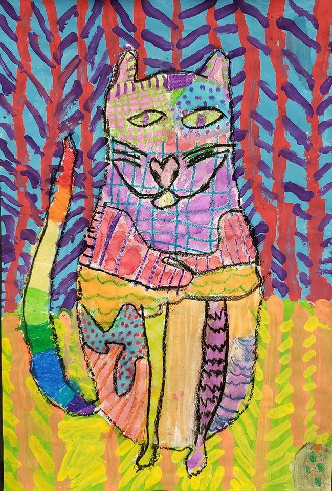 Patterned Cat 124 2.jpg