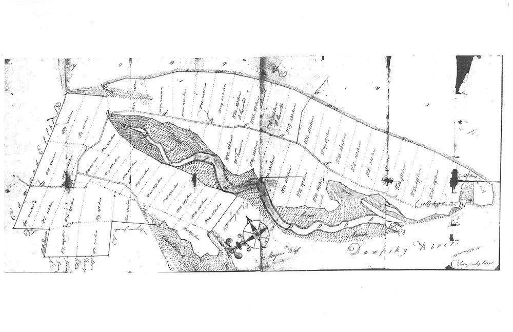 Mosse, Hilton Head Island, 1783