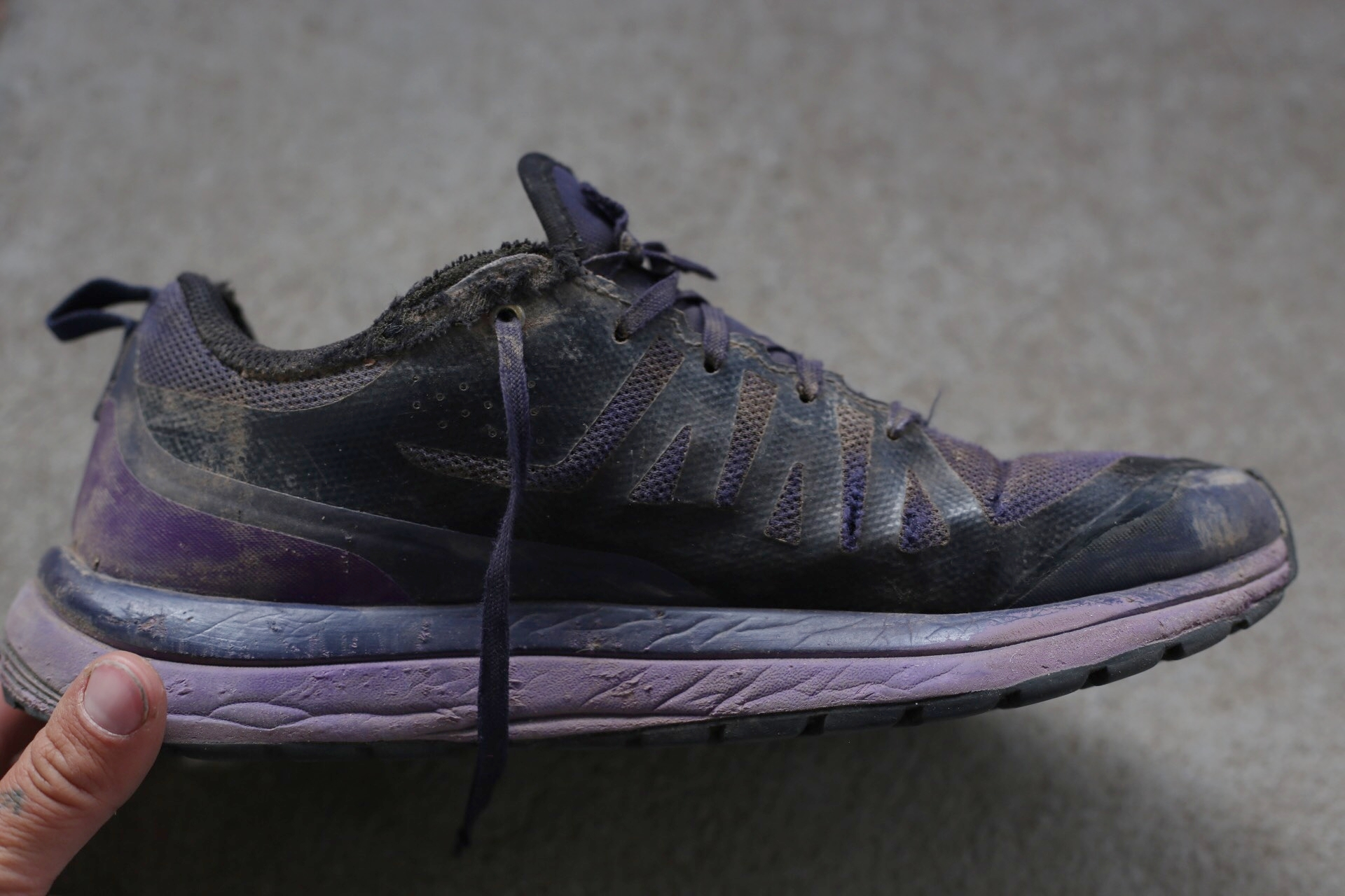 3010ab1628 Review: Salomon Odyssey Pros | Low Profile Hiking Shoe — Trailing .