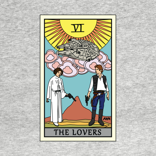 The lover's card can indicate someone born under the sun sign of Gemini. Donald Trump was born in early June.
