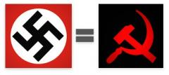 nazis are commies