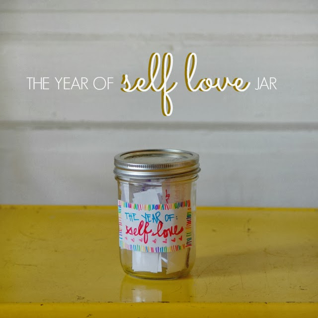 Self Love Jar