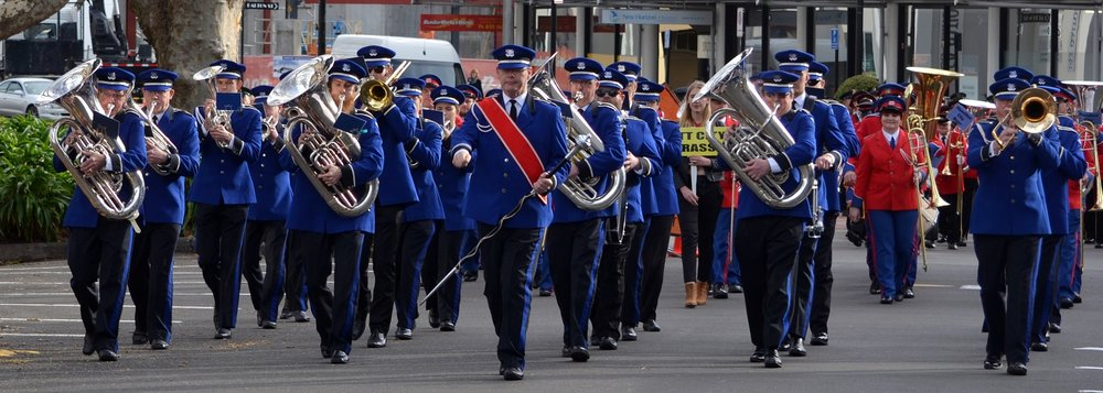 Hutt City Brass