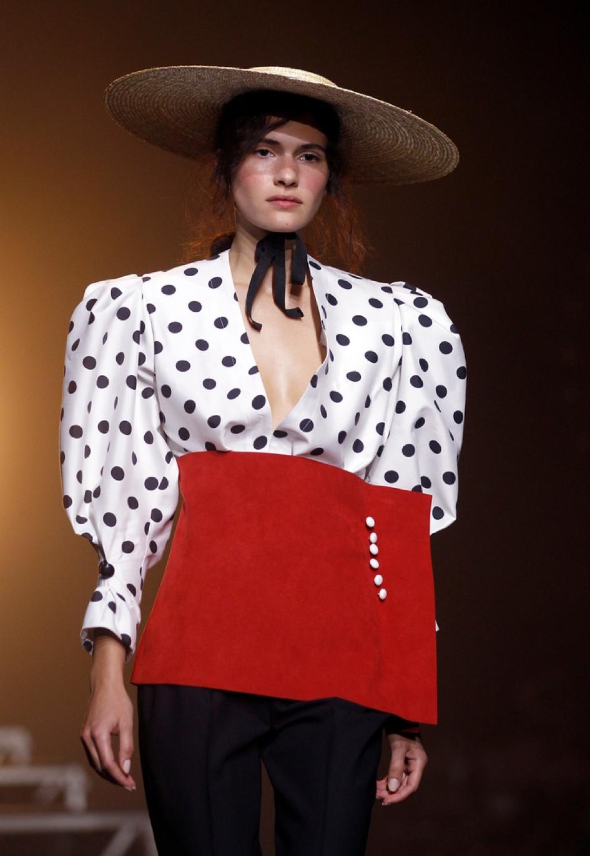 polka dot outfits 2