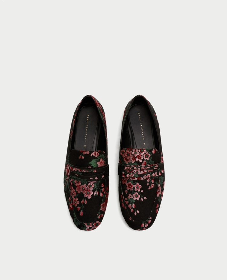how to style flats 4